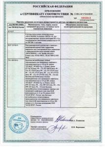 Сертификаты 23