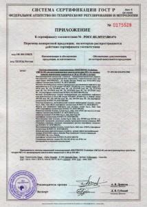 Сертификаты 38