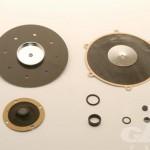 Ремонтный комплект для вакуумного редуктора LOVATO RG80