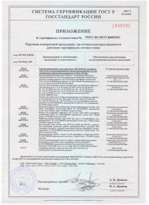 Сертификаты 50