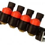 Инжекторная рейка 4 цилиндра Valtek тип 34.