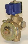 Газовый клапан VALTEK тип 07 с увеличенной пропускной способностью