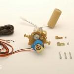 Мультиклапан мод. 305 кл. А без ВЗУ с индикатором уровня для тороидального баллона с внутренней горловиной