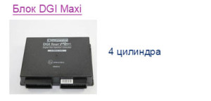 Блок DGI Maxi