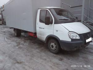 ГБО (пропан) на ГАЗ 3302 5
