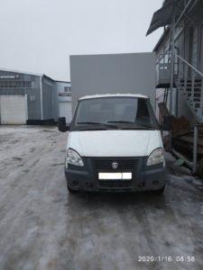 ГБО (пропан) на ГАЗ 3302 6