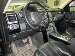 ГБО (пропан) на Range Rover 2