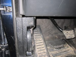 ГБО (пропан) на Range Rover 3
