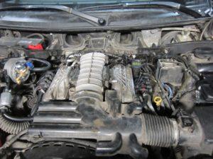 ГБО (пропан) на Range Rover 4