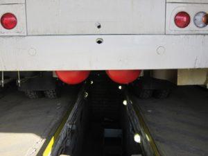 Установка метана на ПАЗ 320540-12 2