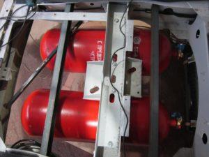 Установка метана на ПАЗ 320540-12