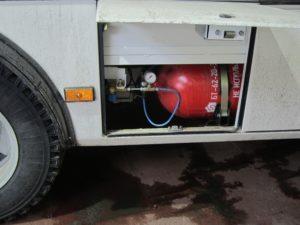 Установка метана на ПАЗ 320540-12 3