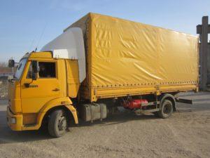 метан на КАМАЗ 4308-С3