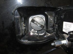 ГБО (пропан) на Mitsubishi Pajero 1