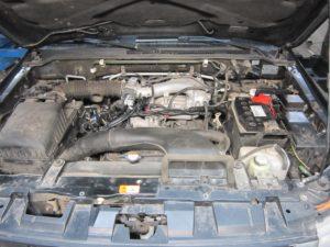 ГБО (пропан) на Mitsubishi Pajero 2