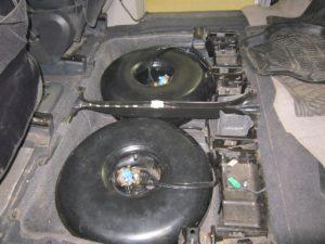 Установка ГБО (пропан) на Chrysler V6 2