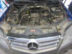 Установка ГБО (пропан) на Mercedes-Benz GLK 280 V6